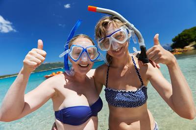 石垣島でのダイビング